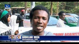 Shiites Protest In Abuja, Condemn El Zakzaky's Continued Detention