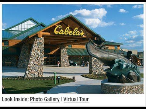 A TRIP TO CABELA'S