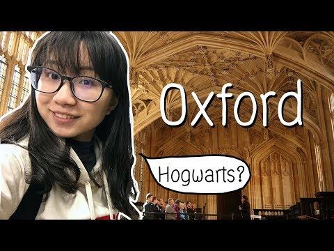 เที่ยว Oxford ... Hogwarts ที่จับต้องได้ | Point of View On Tour EP. 32 x EFL