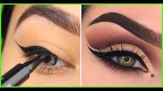 TOP Best Viral Eye Makeup 2019 - New Makeup Tutorial Compilation - Part 1