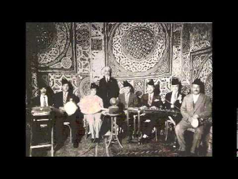 محمد القبانجي - مقام الشرقي دوكاه (القاهرة 1932) - يا ناعس الطرف حظ الطالسك
