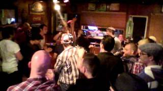 For The Punx (Casualties cover) - The Capones 5/20/11
