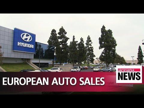 Hyundai-Kia's European sales increase in March despite sluggish EU automobile market