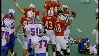 1996 Nebraska vs Kansas - 1st Half