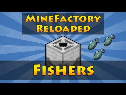 MineFactory Reloaded - Fishers