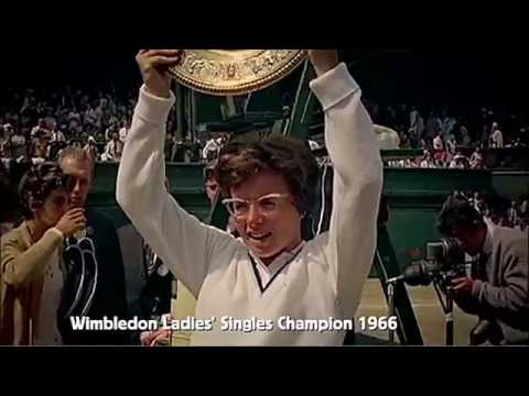 """""""Unstoppable,"""" A Billie Jean King Musical Tribute"""