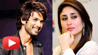 Shahid Kapoor Wants to Work With Kareena Kapoor ?   Udta Punjab