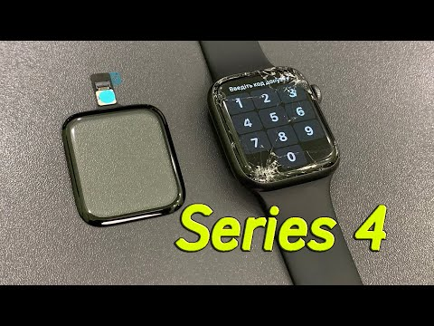 Apple Watch 4 Touchscreen Repair - Епл вотч 4 замена сенсора