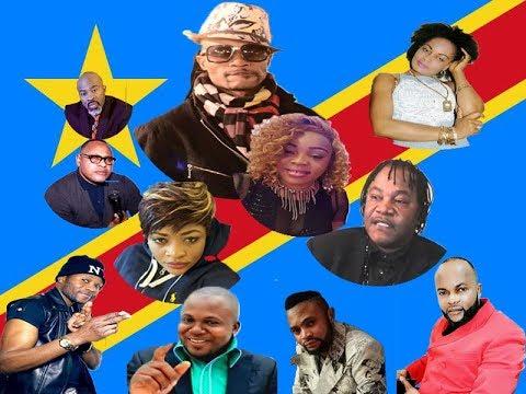 télé réalité les artistes congolais en suisse chez jose  de londre +spectacle