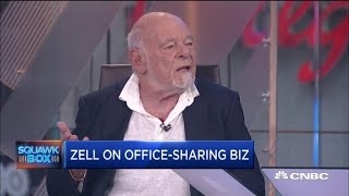 Sam Zell weighs in on WeWork's office-sharing business model