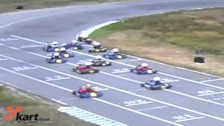 Завал Комер-60 - 4 этап ЧУ по картингу 2012