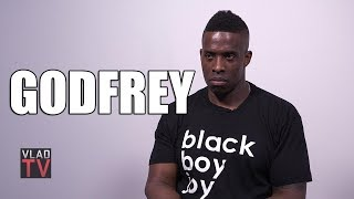Godfrey Agrees with Freeway Ricky: Africans Look Down on Black Americans (Part 5)