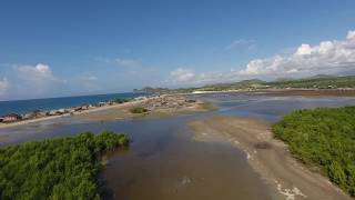 TerraData - Rural extreme #1 - Les marais salant d'Anse Rouge - Haiti (720pHD)