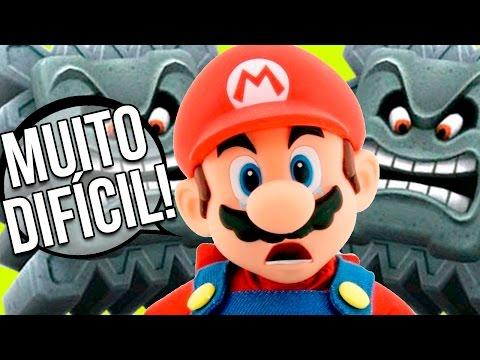 MUITO DIFÍCIL, QUASE CHOREI – Super Mario Maker (SUPER EXPERT)
