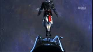 Assassin's Creed - Ezio's Leap Of Faith from Space!