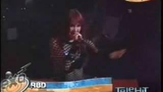 rbd besame sin miedo concierto exa 2007