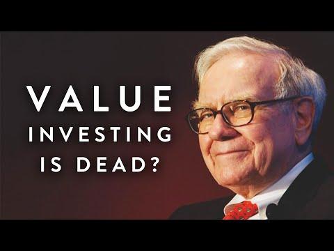 is-warren-buffett's-'value-investing'-dead?