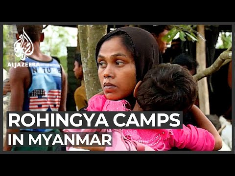 Inside Rohingya camps: Government invites media to Myanmar