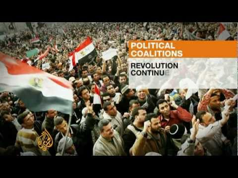 Egypt's plethora of political parties