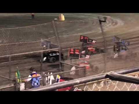Lemoore Raceway 9/28/19 Jr Sprint Heat 2- Ty