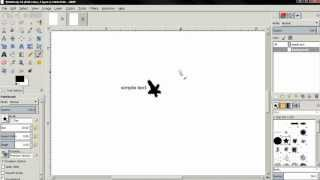 How To Print Very Small Text And Images (GIMP 2.8 Tips) - Subscribers Q&A 6