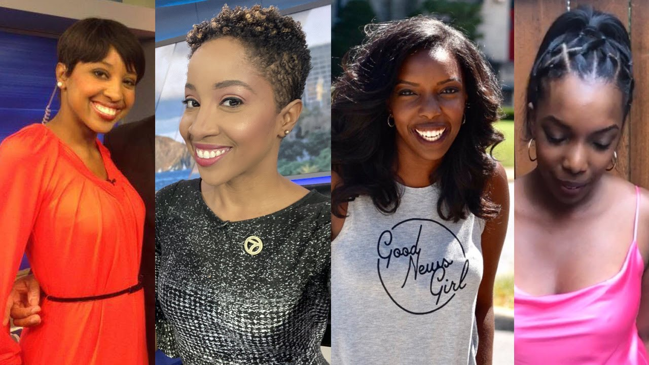 News anchors talk about California's new natural hair law -- CROWN Act
