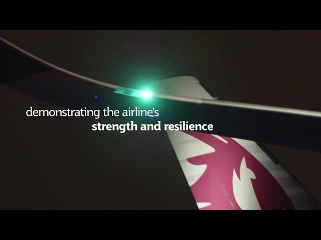 Qatar Airways Sustains Strong EBITDAR supported by Capacity Growth Despite the Illegal Blockade