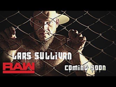 The freakish Lars Sullivan will change the game: Raw, Dec. 3, 2018