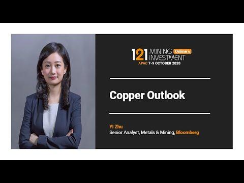 Copper Outlook - Yi Zhu, Senior Analyst, Metals & Mining, Bloomberg