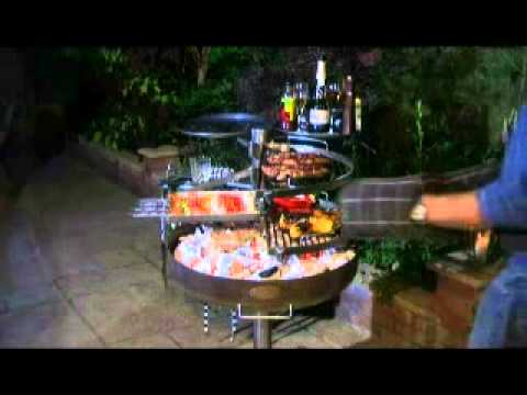 BBQ Video No. 1 Of 3 - Main Evening Meal