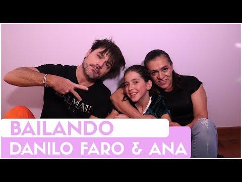 BAILANDO COM DANILO FARO & ANA BABÁ