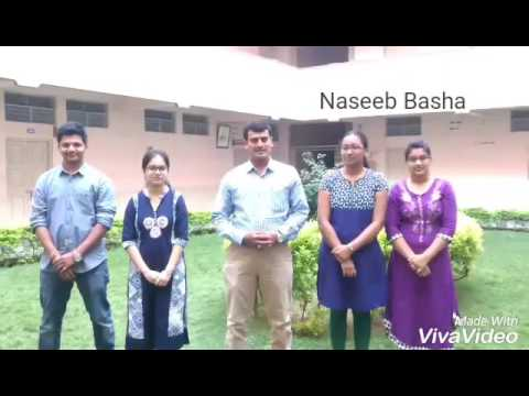 Promo Video from G. Pulla Reddy College of Pharmacy