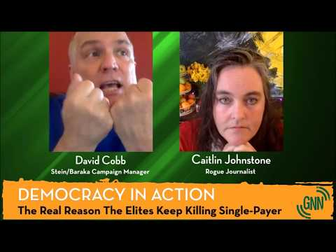 Democracy In Action with David Cobb | 20170629 | Caitlin Johnstone