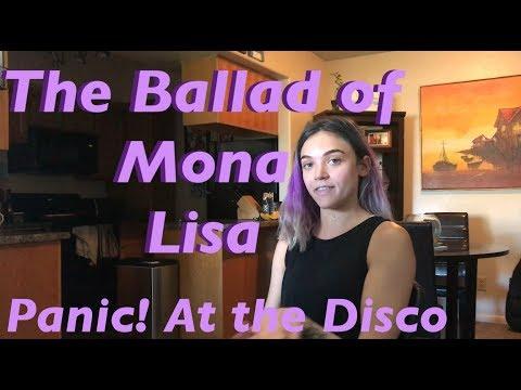 The Ballad Of Mona Lisa Panic! At The Disco Cover-margiesings