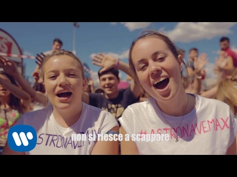 Max Pezzali - Non lo so (Karaoke Lyric Video)