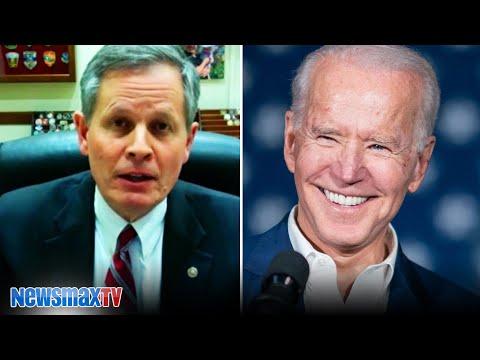 Biden's plan: Make America Unemployed Again | Steve Daines