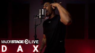 DAX - DEAR GOD | MAJOŔSTAGE LIVE STUDIO PERFORMANCE