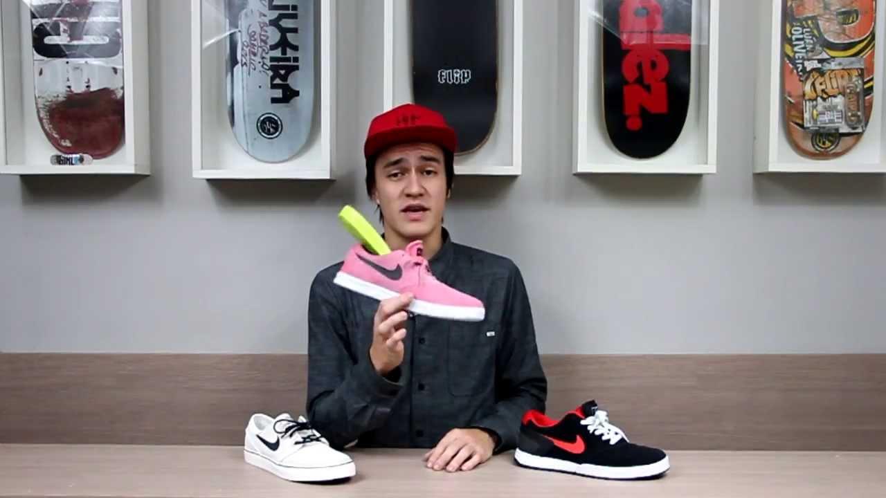 Como escolher tênis para andar de skate - YouTube d13f58707f4