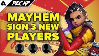 Florida Mayhem Sign 3 New Overwatch League Players, Boosting Backlash | Akshon Recap