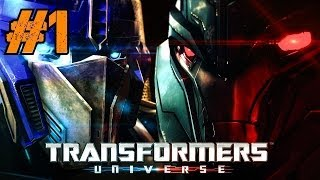 Introducing Transformers Universe! | EXCLUSIVE BETA FOOTAGE | From Jagex, the Creators of Runescape!