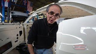 The Mopar Professor - Working Hard at Nick's Garage