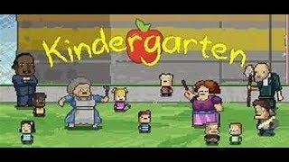 MY FIRST LIVE STEAM - Kindergarten