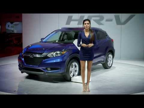2016 Honda HR-V - Los Angeles Auto Show