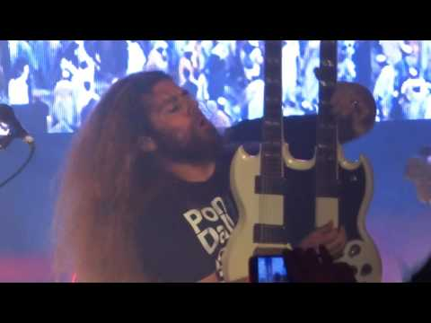 """Coheed And Cambria - """"Always & Never,"""" """"Welcome Home"""" And """"Ten Speed"""" (Live In LA 4-15-17)"""