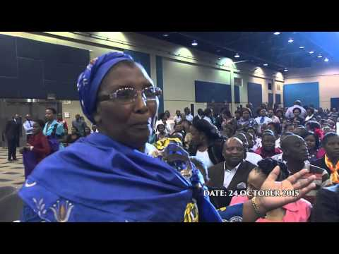 Prophet Makandiwa South Africa  Day 2 Prophetic