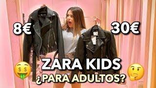 Zara chaqueta niña