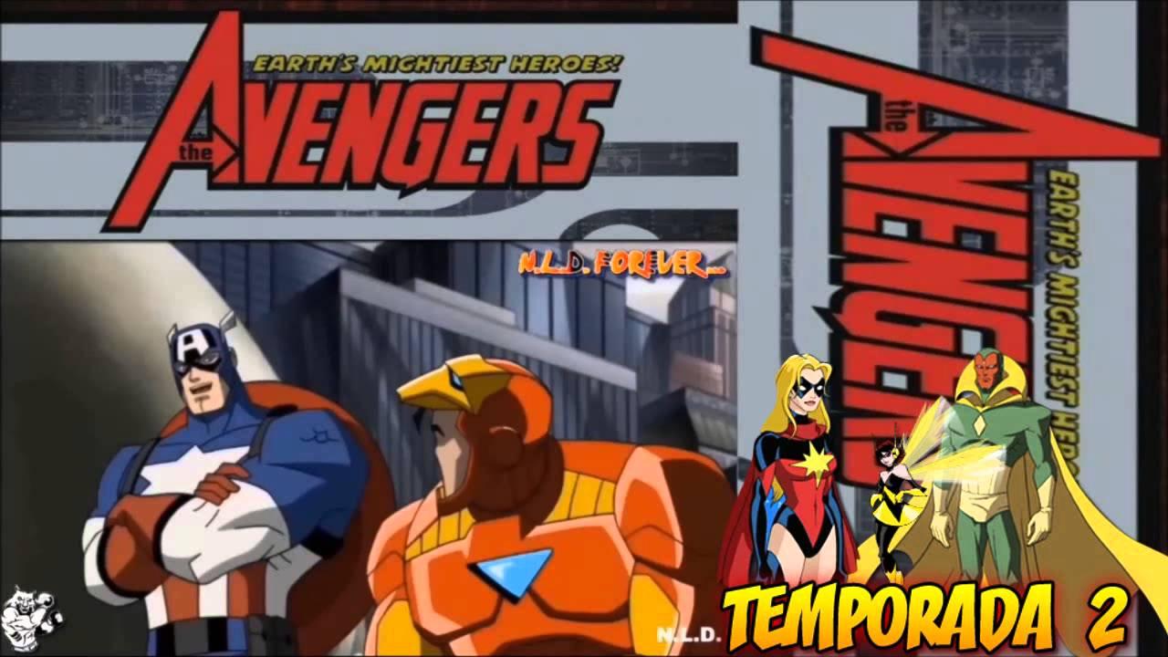 Los Vengadores - Los heroes mas poderosos del planeta Segunda ...