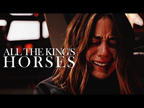 Daisy Johnson | All The King's Horses