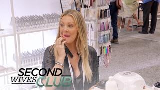 Katie's Make-or-Break Sales Meetings Hit a Snag   Second Wives Club   E!