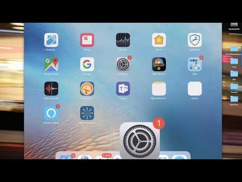 Disponoble el cliente de Lotus Notes para iPad